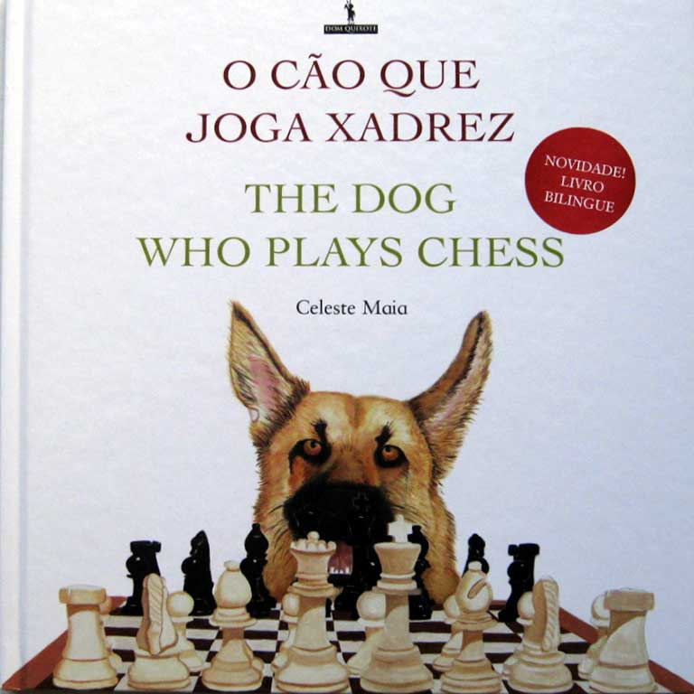 The Dog Who Plays Chess